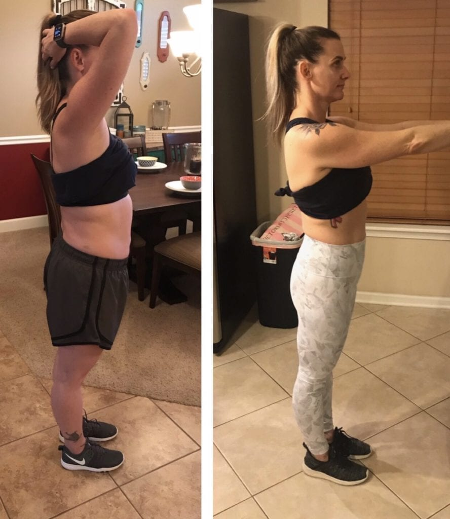 Before & After Personal Training in Jacksonville, FL