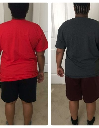 Before & After Personal Fitness